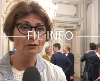 Valérie Doubinsky, 62e sur la liste PS, Place publique, Nouvelle donne pour les élections européennes. © Joël Kermabon - Place Gre'net