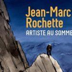 Exposition consacrée à Jean-Marc Rochette, un artiste au sommet, au Musée de l'Ancien-Êvèché.