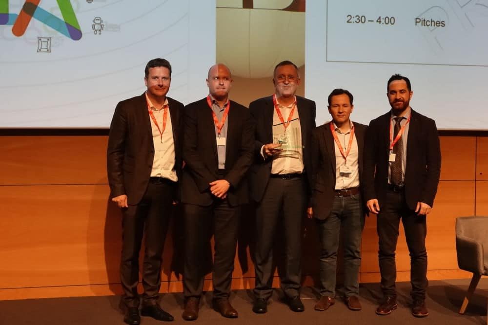 Les lauréats du Trophée 5i © Forum 5i