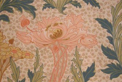 Le Musée de la Houille Blanche - Maison Bergès consacre une exposition au papier-peint du vendredi 3 mai au dimanche 3 novembre.