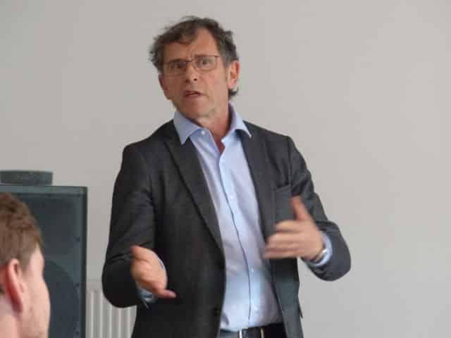 Patrick Lévy, président de l'Université Grenoble-Alpes. DR
