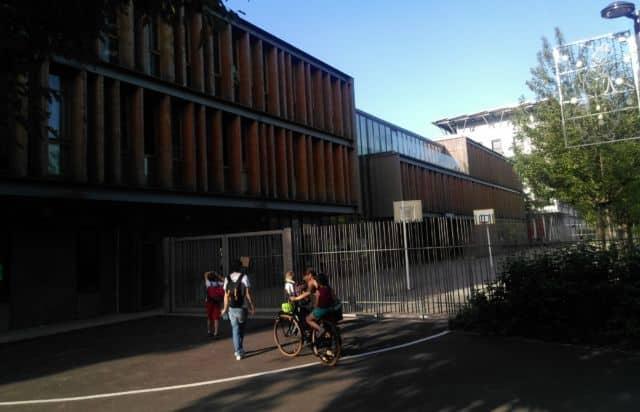 École Lucie-Aubrac de Grenoble © Florent Mathieu - Place Gre'net