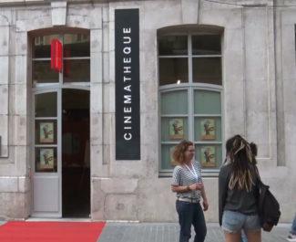 La cinémathèque de Grenoble. © Joël Kermabon - Place Gre'net
