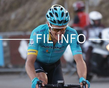 Le cycliste danois Jakob Fuglsang, en 2017. © Wikipédia