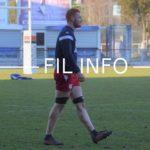 Killian Geraci joueur du FC Grenoble rugby