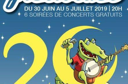 La 20e édition du festival de musique Grésiblues se déroulera du 30 juin au 5 juillet au Touvet, au Cheylas, à Fort-Barraux, Bernin, Montbonnot et Crolles.