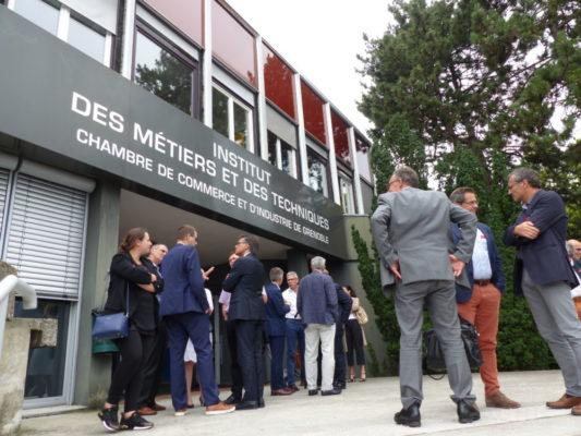 Institut des Métiers et des Techniques de Grenoble. © Nina Soudre - Placegrenet.fr