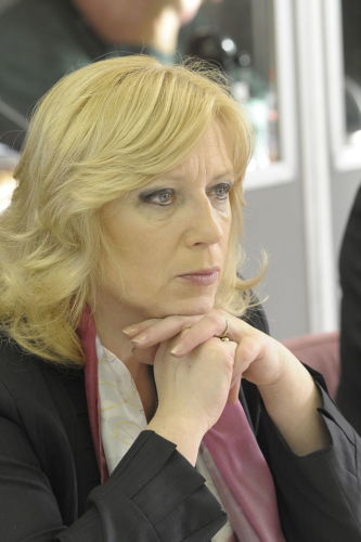 Iveta Radičová. DR