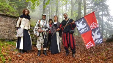 L'Université Grenoble Alpes lance le projet MarchAlp, les 6 et 7 juillet 2019, pour expérimenter la traversée des montagnes en armures au XVIe siècle.