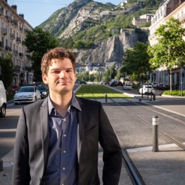Maxime Gonzalez, coordinateur départemental Génération.s. DR