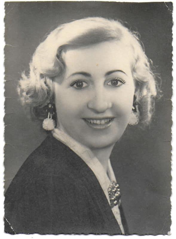 Micheline Croibier-Muscat, membre du groupe franc de Combat. Le rôle des femmes dans la résistance du Vercors a longtemps été très déconsidéré. Collection ANPCVMV-FA