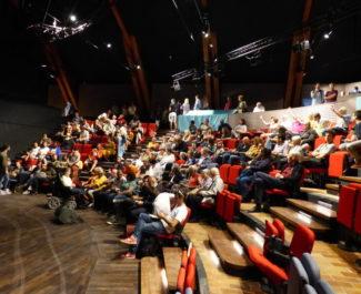 Salle du Théâtre Prémol. © Nina Soudre - Placegrenet.fr