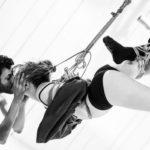 Le couple de photographes Cls & Cls propose une exposition érotico-pornographique et des ateliers-rencontres autour de l'orgasme ou de l'art du Shibari.