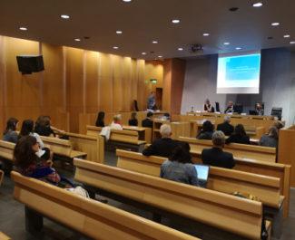 Conférence sur les travaux d'intérêt général. © Joël Kermabon - Place Gre'net