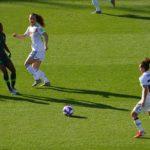 Allemagne-Nigeria (3-0), huitième de finale de la Coupe du monde féminine de football, au stade des Alpes, le 22 juin 2019 . © Laurent Genin