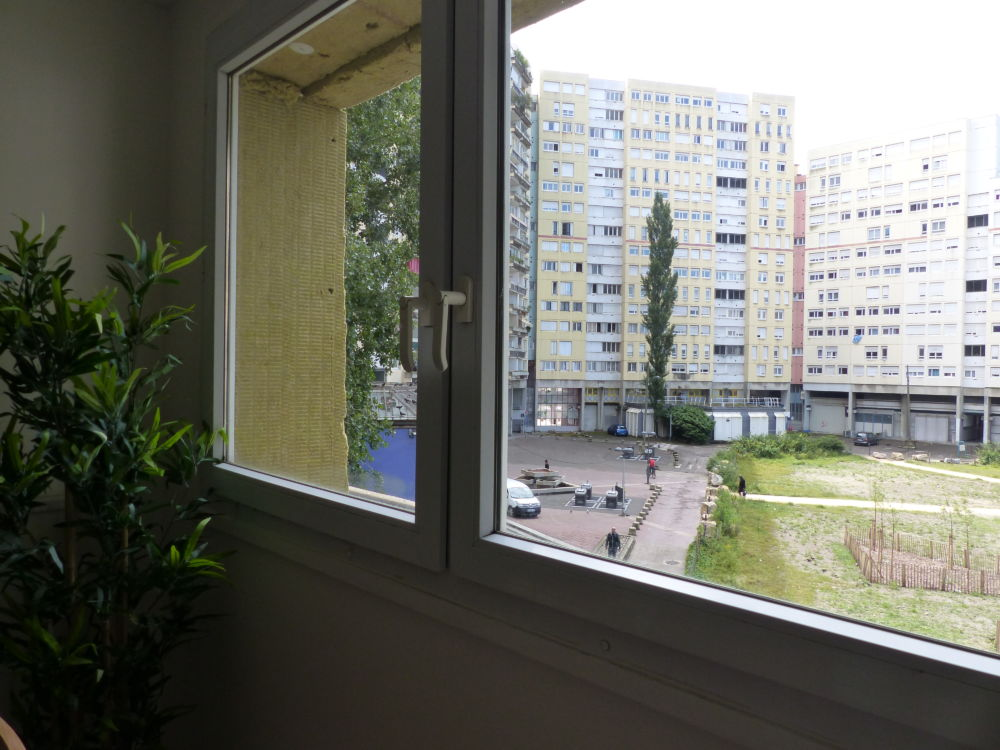 En Isère, 40,9 % des habitants vivent dans un appartement. © Place Gre'net