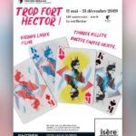 """L'exposition """"Trop Fort Hector"""" se tient au Musée Berlioz à la Côte-Saint-André jusqu'au 31 décembre 2019.."""