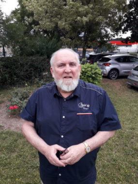 Michel Baffert, ancien maire de Seyssins. Crédit: Thomas Courtade