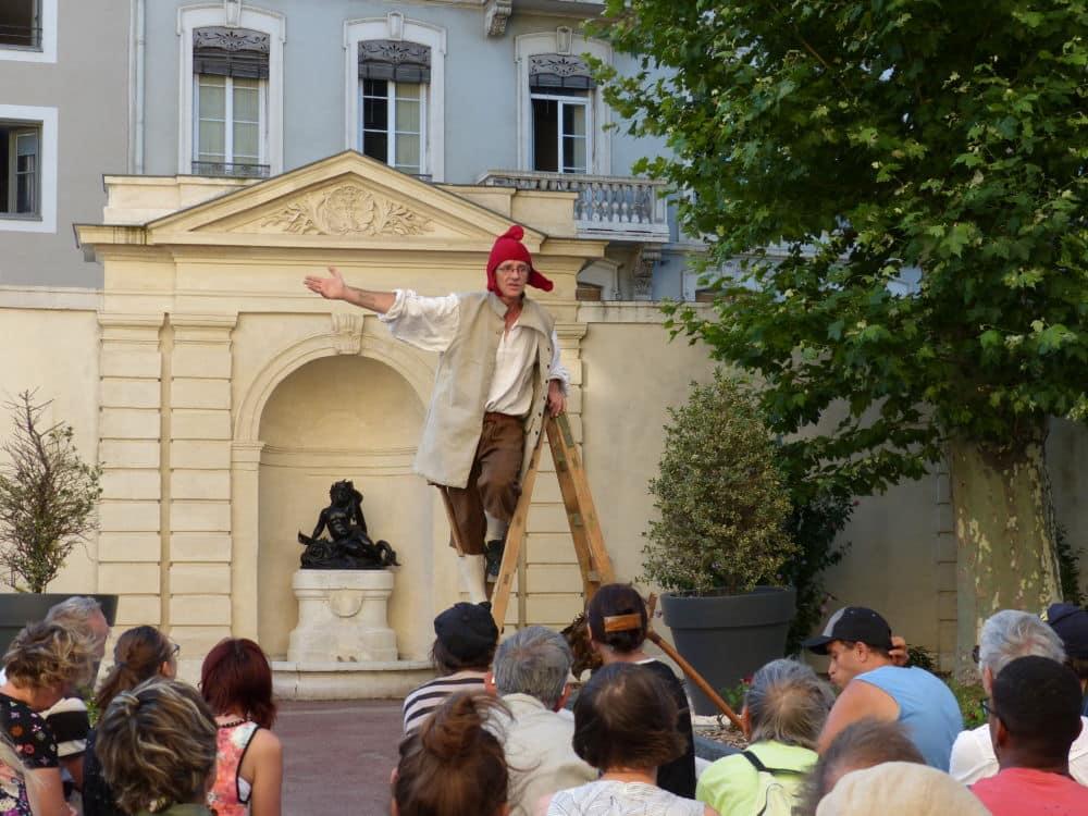 Balade Theatrale Revolution Credit Photo Paul Turenne U