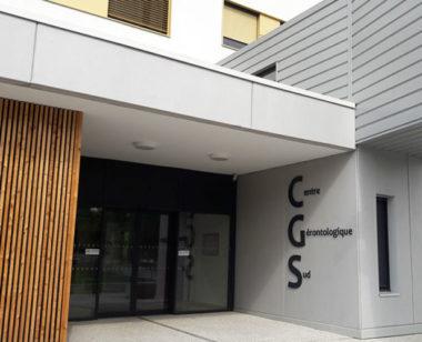 Centre de Gérontologie de l'Hôpital Sud inauguré en mars 2018 © CHUGA (site internet)