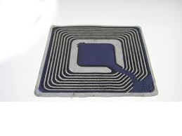 Étiquette RFID. DR