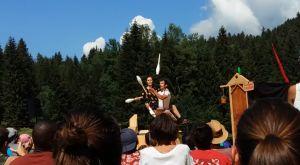 Le festival Belledonne en Cirque © Benoit Peloso