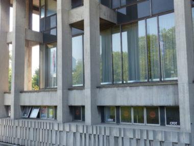 Locaux syndicaux de l'Hôtel de Ville © Nina Soudre - Placegrenet.fr