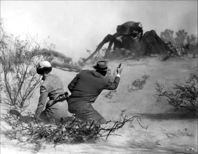 Them ! (1954), programmé par les Maudits films lors de sa dernière édition Bientôt un nouvel événement pour permettre de (re)découvrir des films de genre sur Grenoble ?