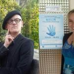 """UNE Charlie Fert et Sarah Loraux-Chiffard cofondateurs du collectif """"à fleur de peau"""""""