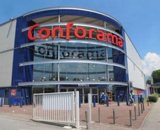 Après deux magasins déjà fermés en Isère, Conforama au bord de la faillite post-confinement ?