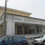 UNE L'école maternelle Buffon à Grenoble en cours de réaménagement © Séverine Cattiaux - Placegrenet.fr