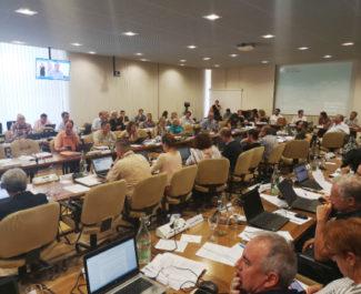Conseil municipal du 8 juillet 2019. © Joël Kermabon - Place Gre'net