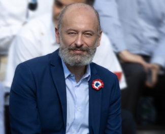 Stéphane Gemmani propose un deuxièpme tour en mars prochain. © Grenoble 2020