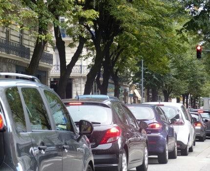 Septième ville la plus embouteillée de France en 2017, Grenoble pointe désormais à la 4e place d'après le classement du fabricant de GPS Tom Tom.