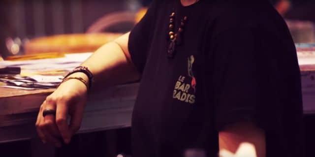 Si l'ouverture du Bar Radis est prévue pour l'automne 2020, les t-shirts à ses couleurs sont déjà prêts. © Bar Radis