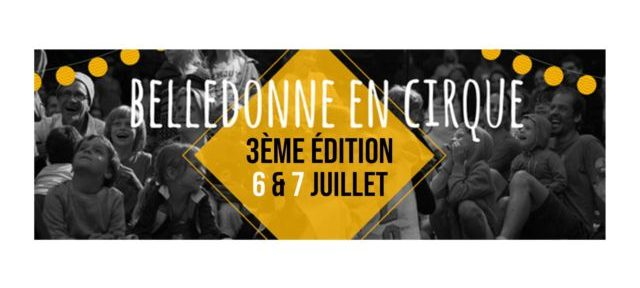 Festival Belledonne en Cirque 3ème édition