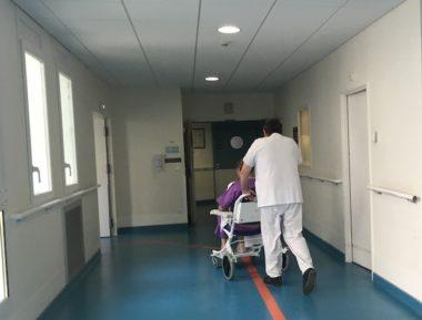La clinique d'Alembert à Grenoble, qui appartient au groupement hospitalier mutualiste, vendue demain au privé ? © Patricia Cerinsek