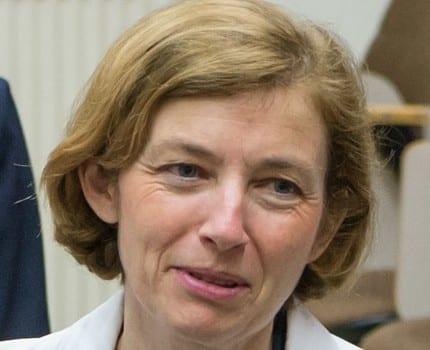 Florence Parly, ministre des Armées. DR