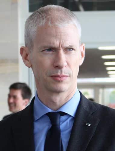 Franck Riester. DR