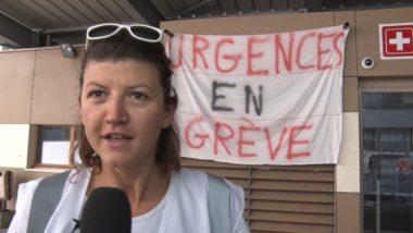 Marie Rofidal, assistante de régulation médicale au Samu 38. © Joël Kermabon - Place Gre'net