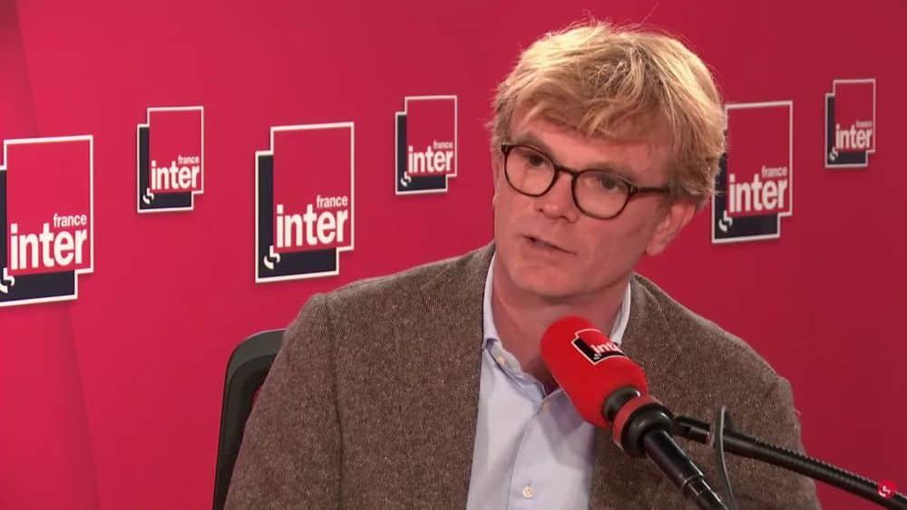 Marc Fesneau au micro de France Inter © France Inter