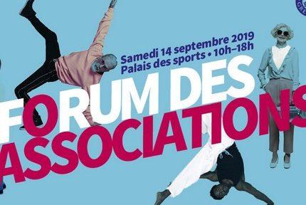 La deuxième édition du Forum des associations de Grenoble se tient samedi 14 septembre 2019 au Palais des sports, de 10 heures à 18 heures.