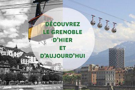 La Plateforme de Grenoble accueille une exposition interactive, Grenoble un couloir du temps, pour découvrir le passé via la réalité augmentée.