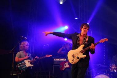 Le groupe pop Papooz a fait le show et le public grenoblois n'a pas oublié de se déhancher.