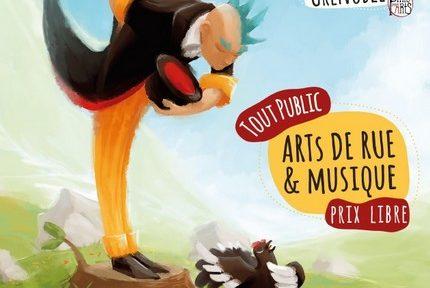 Grenoble accueille la 5e édition du festival Merci, Bonsoir ! du 10 au 15 septembre, au parc Bachelard et en centre-ville pour son ouverture.