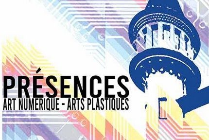 Exposition Présences arts numériques-arts plastiques dans ses différentes pièces jusqu'au 20 octobre 2019.