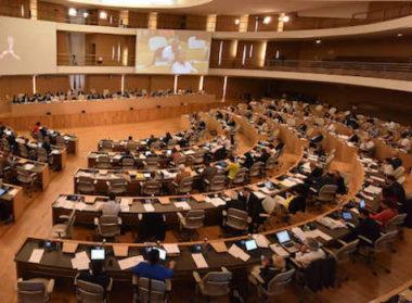 La chambre régionale des comptes épingle le nombre de collaborateurs de cabinet de Laurent Wauquiez. Pour la CRC, la Région dépasse le plafond autorisé.