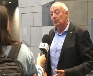 Jugé pour favoritisme dans l'attribution d'un marché de prestations de services, le maire de Fontaine (Isère) risque un mois de prison avec sursis.