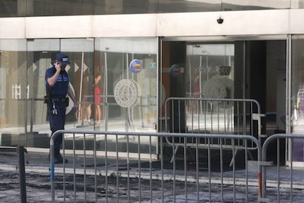 L'incendie qui, le 30 septembre, a détruit la salle du conseil municipal de l'Hôtel de ville de Grenoble est d'origine criminelle.