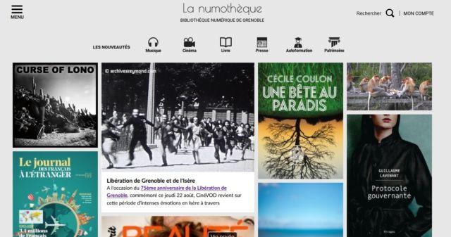 La numothèque de Grenoble sera bientôt accessible à l'ensemble des abonnées en médiathèque et bibliothèque du territoire métropolitain.
